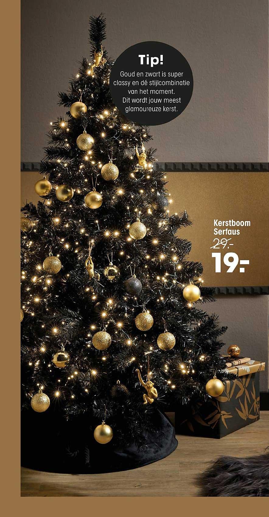 Kwantum Kerstboom Serfaus