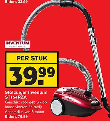 Hoogvliet Stofzuiger Inventum ST154RZA