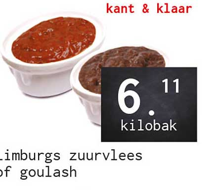 Naanhof Limburgs Zuurvlees Of Goulash