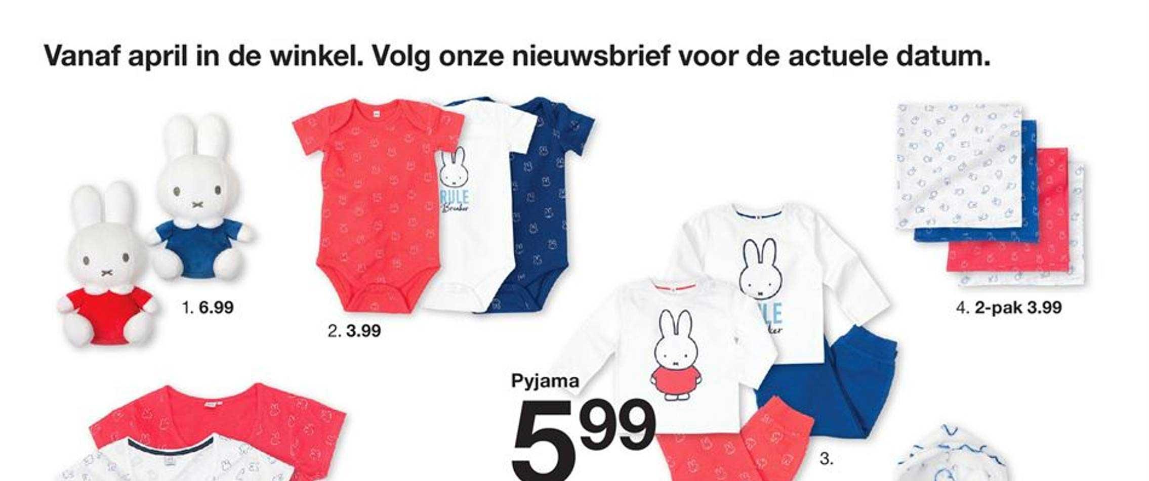 Zeeman Pyjama