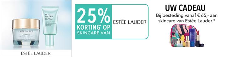 Douglas 25% Korting Op Skincare Van Estee Lauder