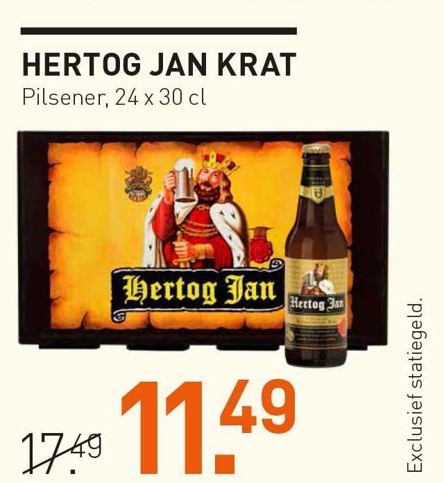 Gall & Gall Hertog Jan Krat