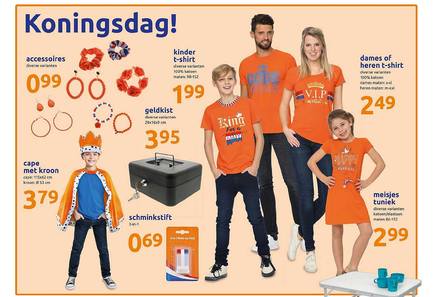 Action Koningsdag