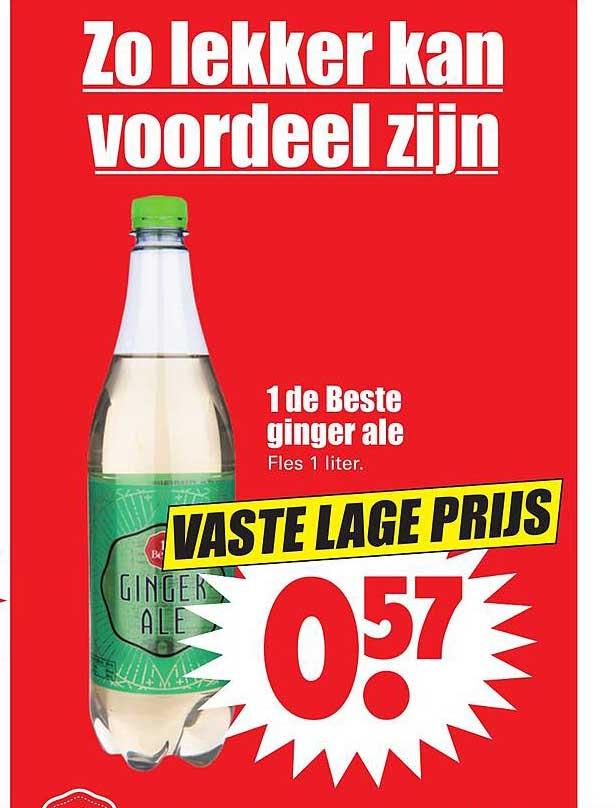 Dirk 1 De Beste Ginger Ale