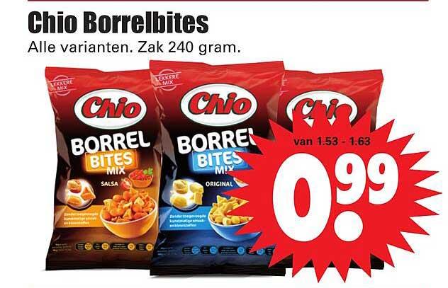 Dirk Chio Borrelbites
