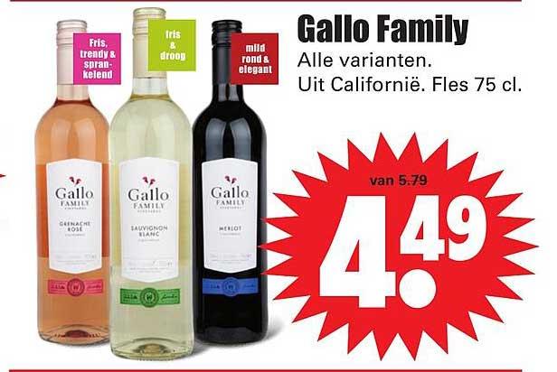 Dirk Gallo Family