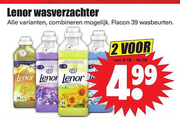 Dirk Lenor Wasverzachter