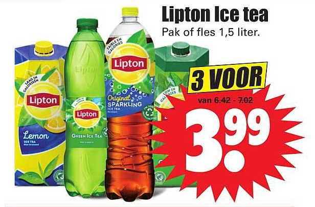 Dirk Lipton Ice Tea