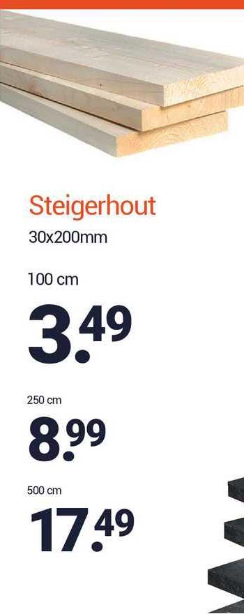 Inter Chalet Steigerhout 30x200mm