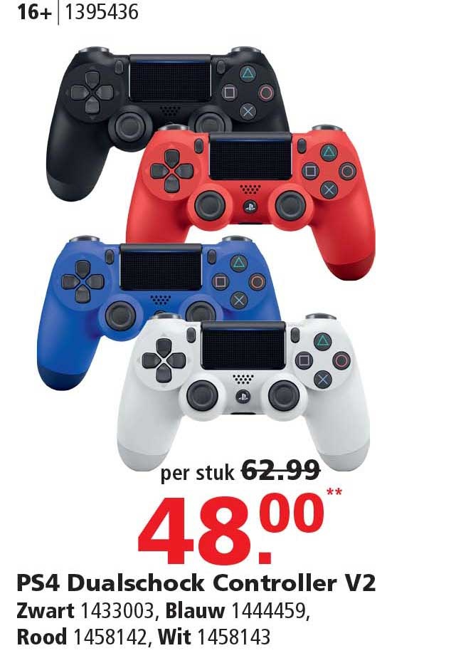 Intertoys PS4 Dualshock Controller V2