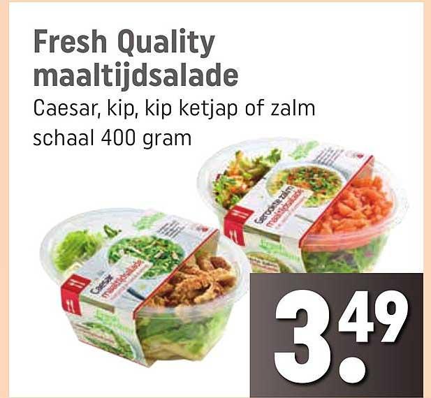 Lekker Makkelijk Fresh Quality Maaltijdsalade