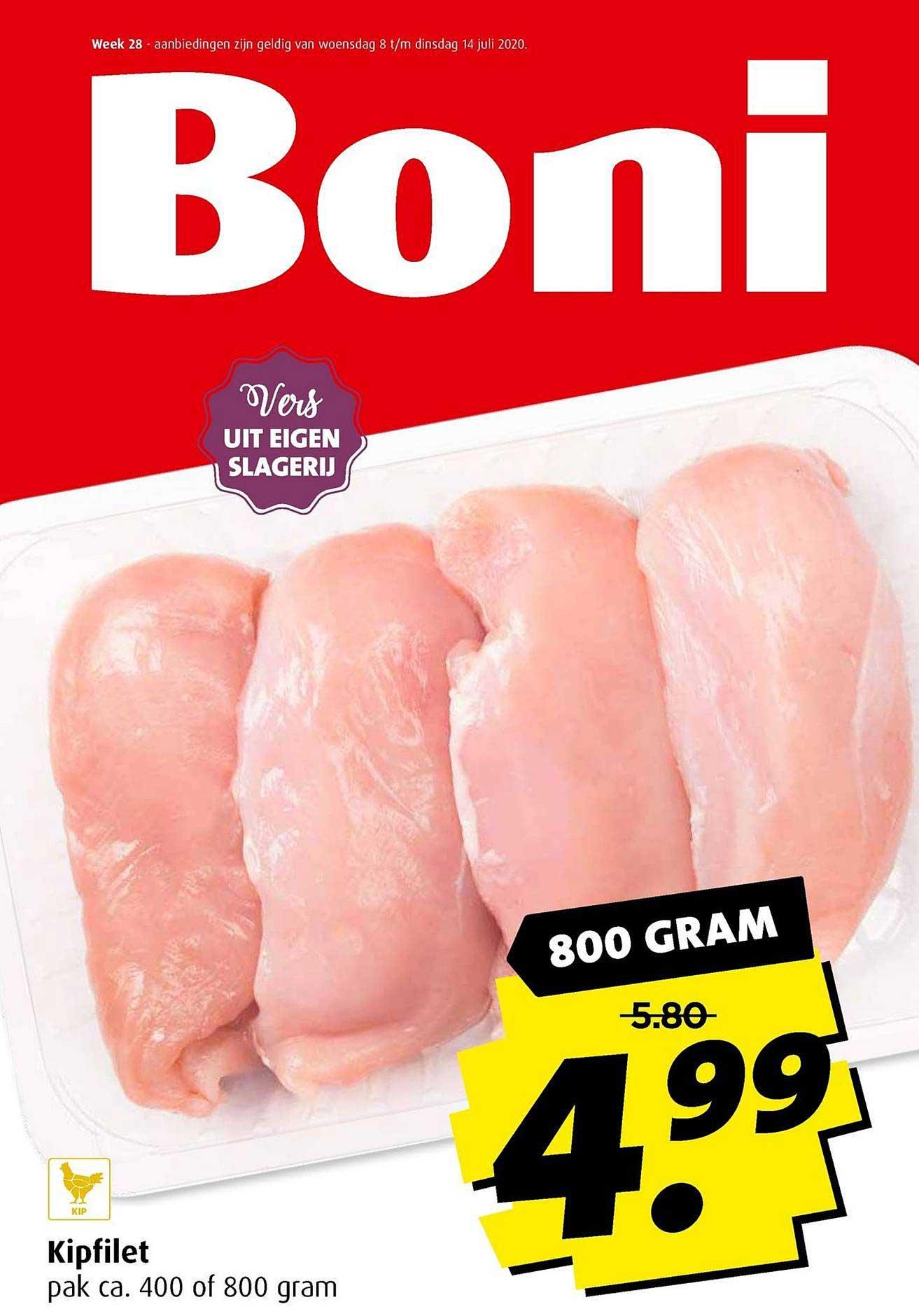 Boni Kipfilet