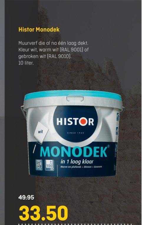 Multimate Histor Monodek