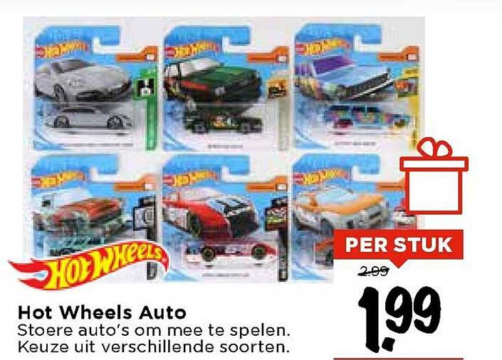 Vomar Hot Wheels Auto