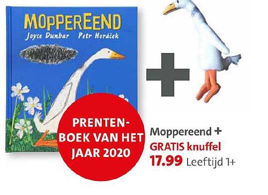 Bruna Moppereend + GRATIS Knuffel