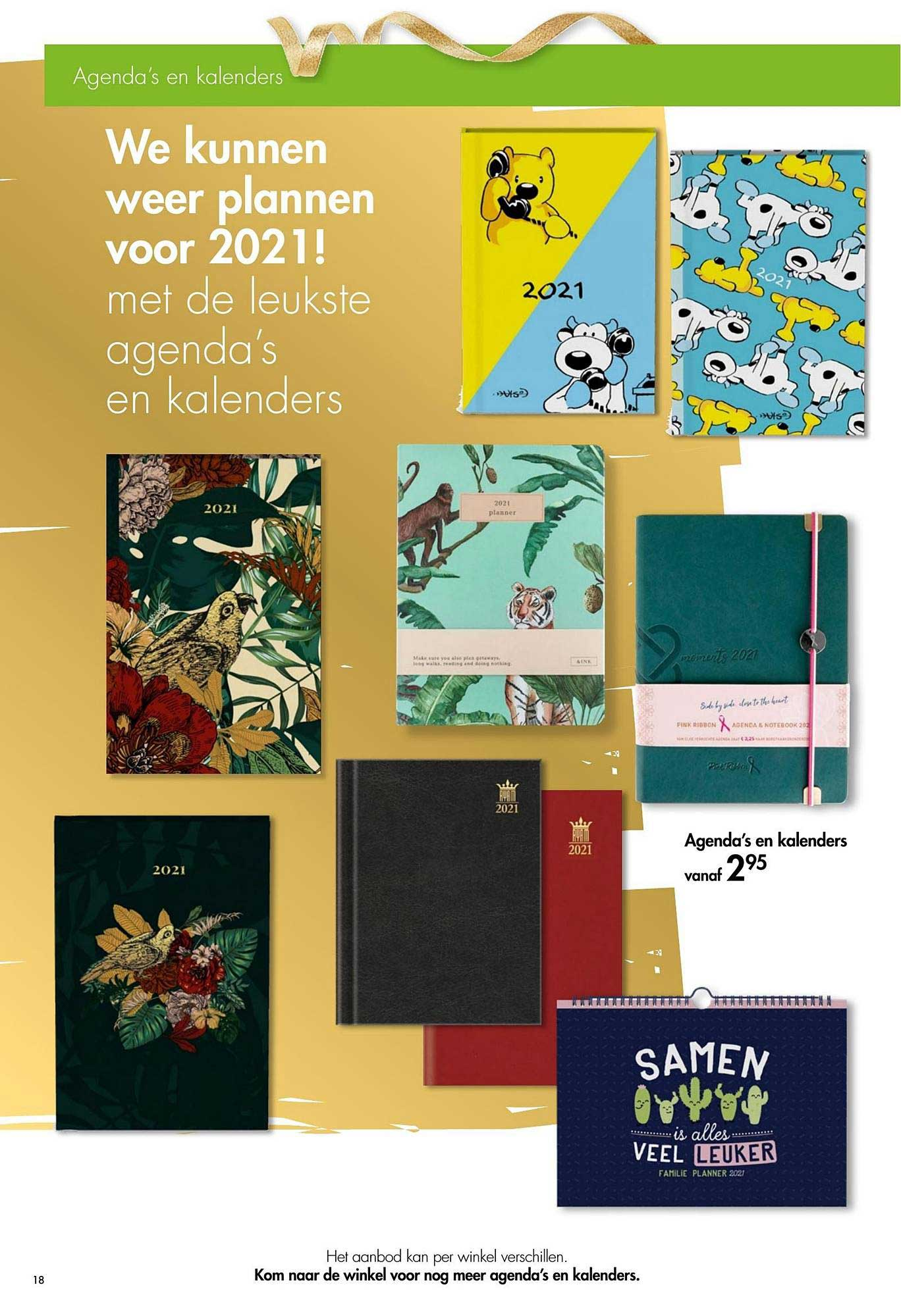 The Read Shop Agenda's En Kalenders