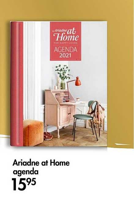 The Read Shop Ariadne At Home Agenda