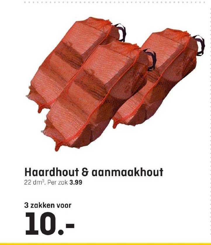 Hubo Haardhout & Aanmaakhout