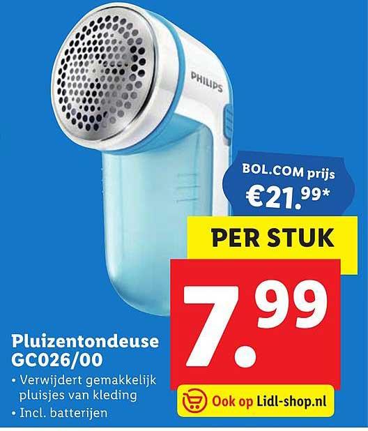 Lidl Pluizentondeuse GC026-00