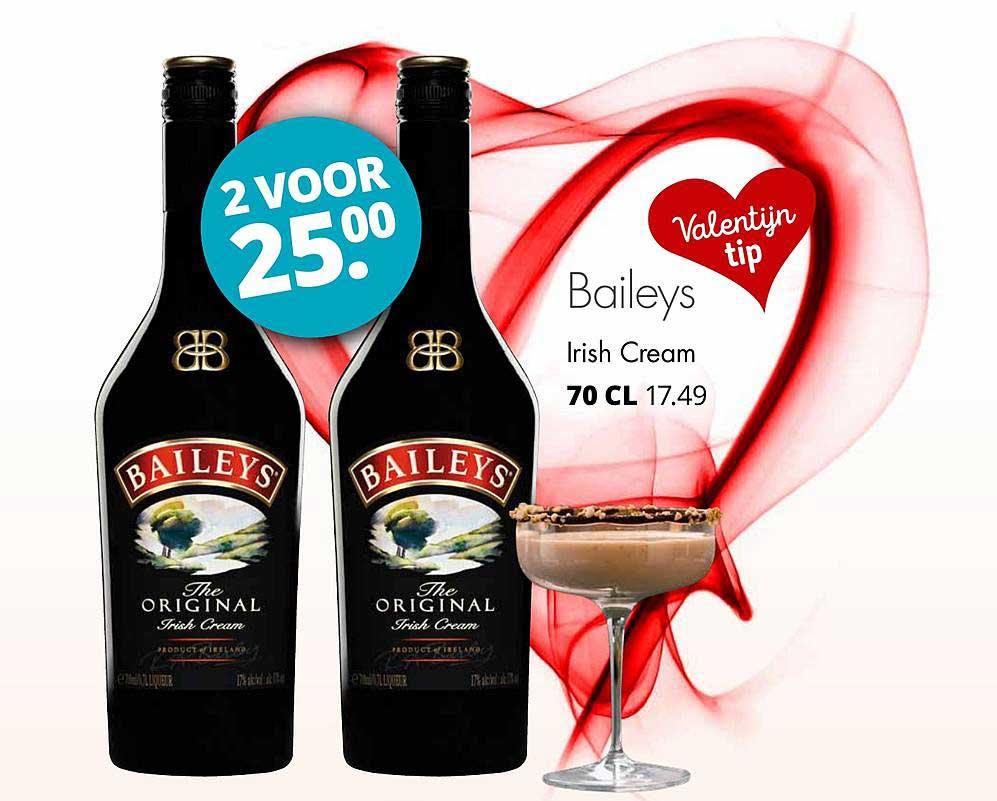 Mitra Baileys Irish Cream