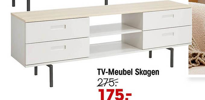 Kwantum TV-Meubel Skagen