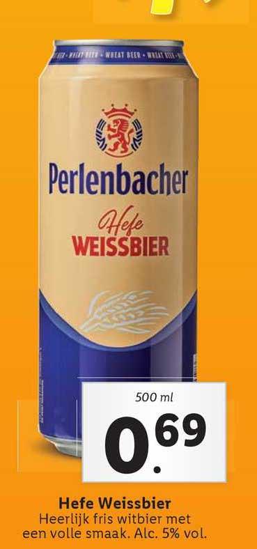 Lidl Hefe Weissbier