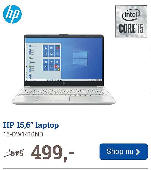 BCC HP 15,6