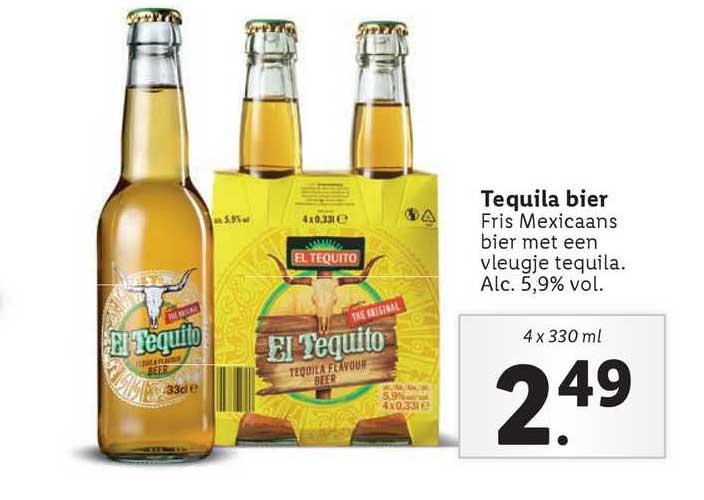 Lidl Tequila Bier