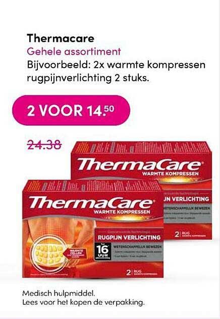 DA Thermacare