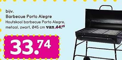 Barbecue Porto Alegre Aanbieding bij Leen Bakker