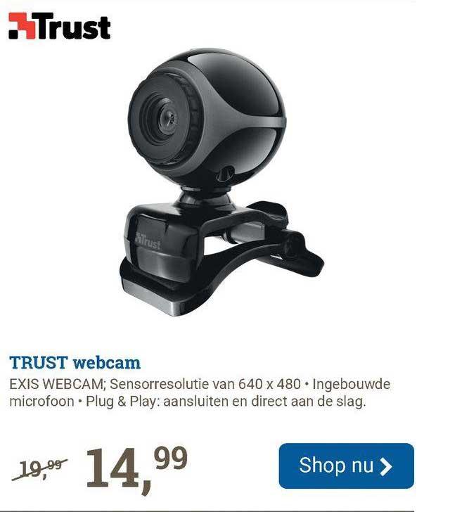 BCC Trust Webcam Exis Webcam