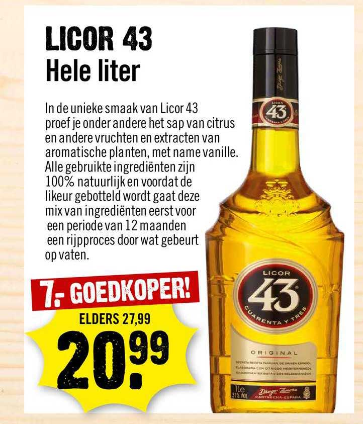Dirck III Licor 43