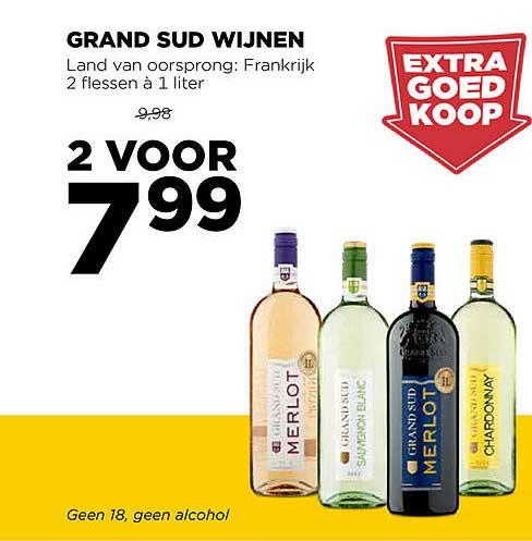 Jumbo Grand Sud Wijnen