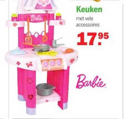 Van Cranenbroek Barbie Keuken