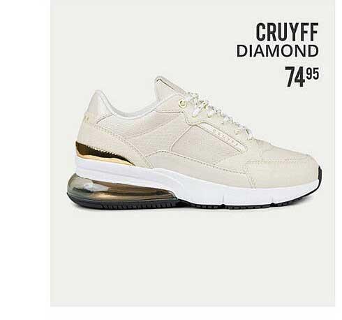 Plutosport Cruyff Diamond Schoenen