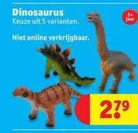 Kruidvat Dinosaurus