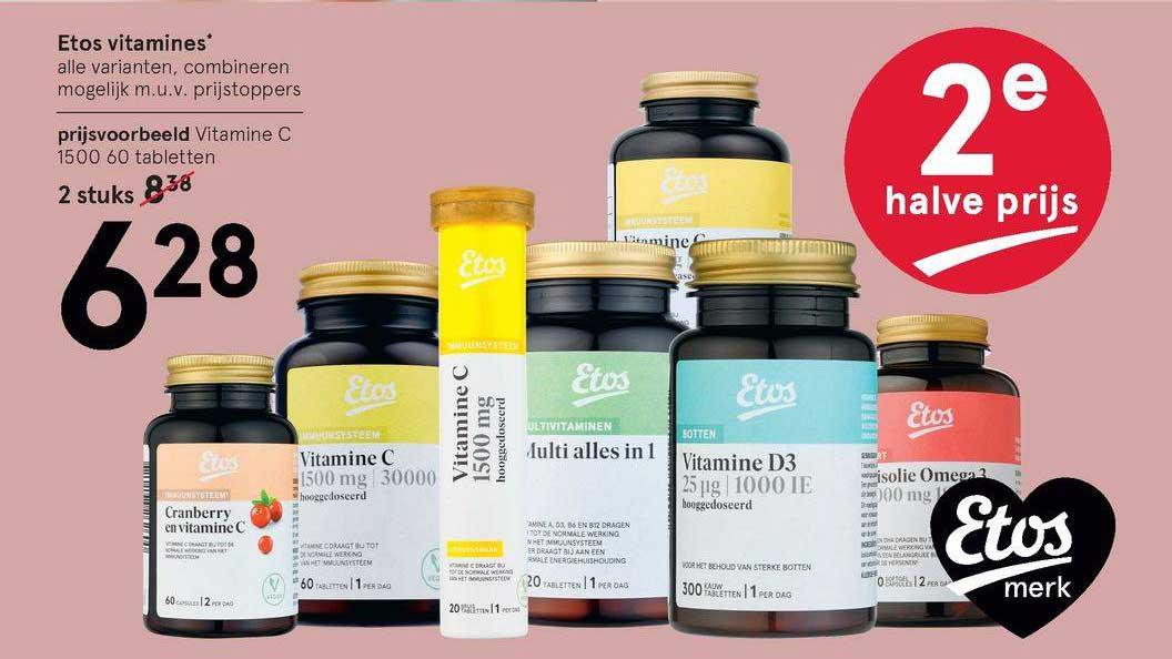 Etos Etos Vitamines