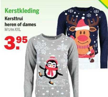 Van Cranenbroek Kerstkleding Kersttrui Heren Of Dames