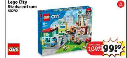 Kruidvat Lego City Stadscentrum