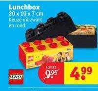 Kruidvat Lunchbox 20 X 10 X 7 Cm