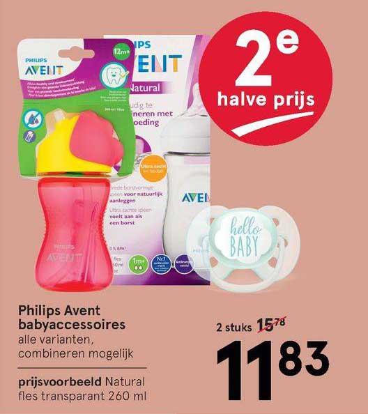 Etos Philips Avent Babyaccessoires