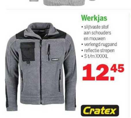 Van Cranenbroek Werkjas