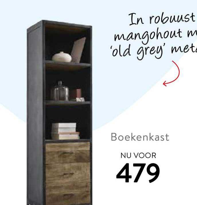 Profijt Meubel Boekenkast