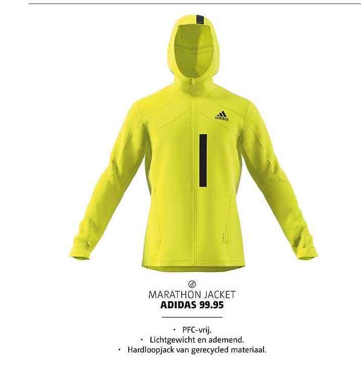 Bever Marathon Jacket Adidas