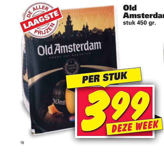 Nettorama Old Amsterdam