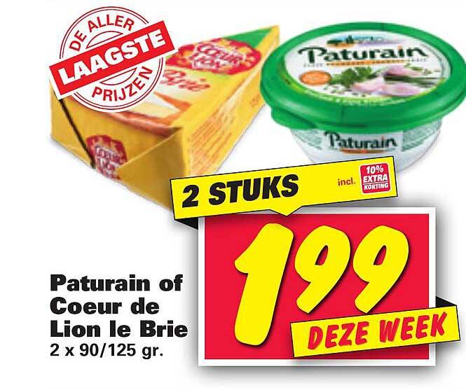 Nettorama Paturain Of Coeur De Lion Le Brie