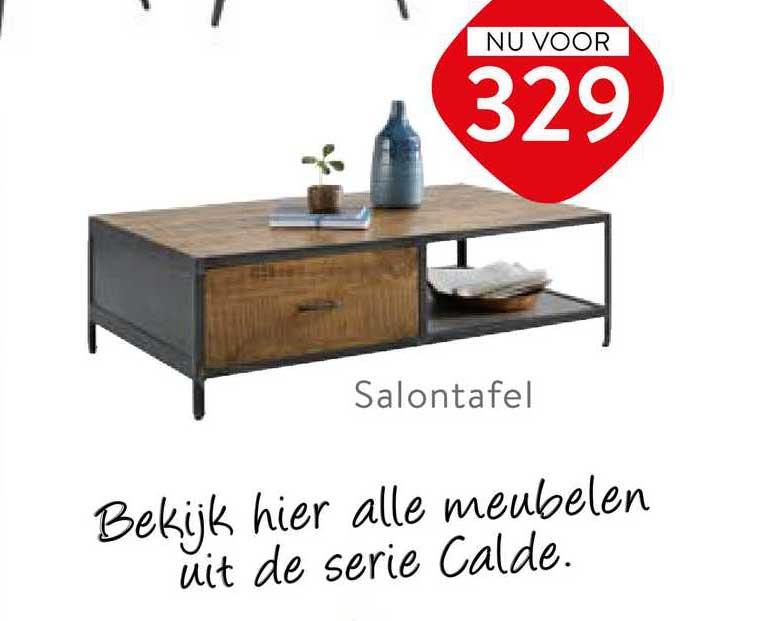 Profijt Meubel Salontafel