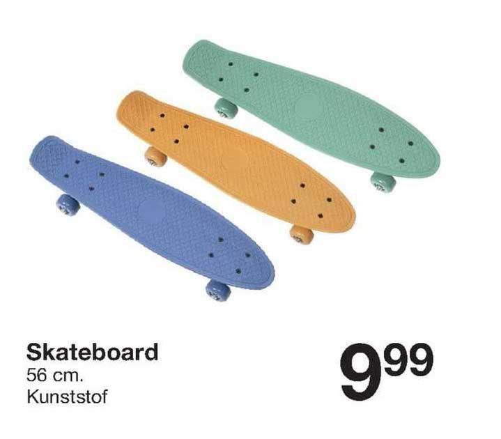 Zeeman Skateboard 56 Cm