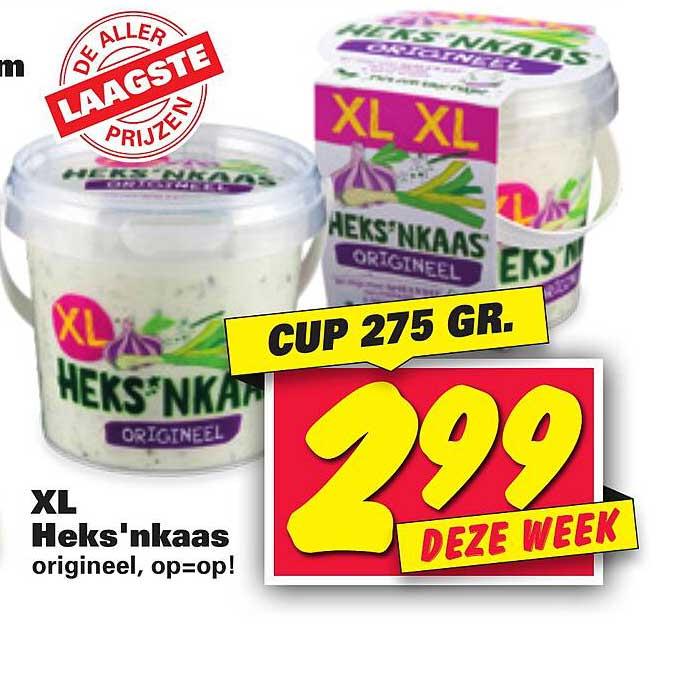 Nettorama XL Heks'nkaas