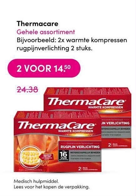 Drogisterij Visser Thermacare